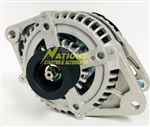 13341-200HP High Output Externally Regulated Alternator for Jeep Wrangler, Cherokee, Grand Cherokee
