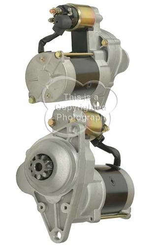 17801 Unipoint Hitachi Starter 6 6l Duramax Diesel