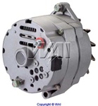 20-102-1 Alternator - Delco 10SI Series 63 Amp, 12 Volt, CW, w/ Pulley