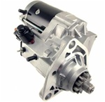 428000-4440 Engines Heavy Duty 12 volt, Off Set Gear Reduction CW, 10 tooth pinion, Interchangeable with 11 & 12 tooth competitor versions