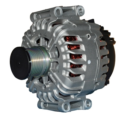 2010-2018 Mercedes Sprinter 2500 Van 2.1L 280 Amp Alternator