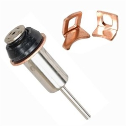 Denso Solenoid Repair Kit with Plunger & 2 contacts Item # DRK
