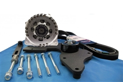 300 SPX High Amp Dual Alternator Kit Package for GMC, Chevrolet, Hummer, Cadillac