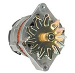 IA0595 NEW ISKRA 12 VOLT ALTERNATOR FOR Case Tractor Applications