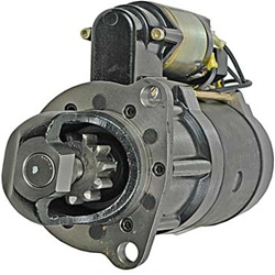 New OEM Heavy Duty M125601 12 Volt 8 Kw Starter