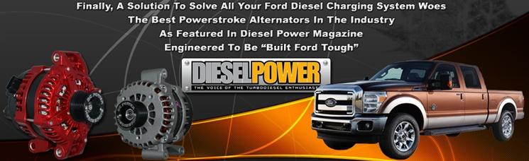 Extreme High Amp Output Ford Cars Trucks Alternators