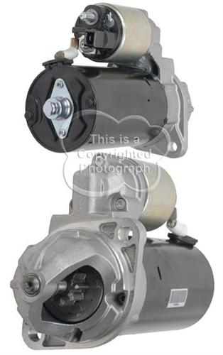 Bosch 0001109330 New Starter