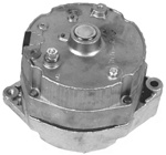 Industrial Alternator - Delco 10SI/102 Series 22 Amp, 12 Volt, 1-Wire System, 1-Groove Pulley
