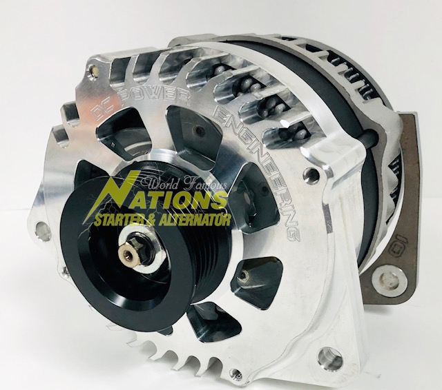 270 amp xp high output alternator for nissan altima, sentra, and