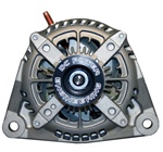 270 Amp XP High Output Alternator for Chrysler Aspen and Dodge Ram, Durango