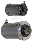 128000-6051 Starter for Ducati Motorcycle Applications (Ducati: 270.4001.1A )