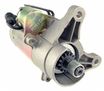 18350N New Honda Aftermarket Starter replaces OEM Denso 028000-8410, 028000-8411 with solenoid