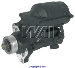 New Harley Starter Used On: (2007-06) Dyna, Softail, Touring 1584cc Twin Cam 96