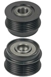 205-24000 NEW SERPENTINE CLUTCH PULLEY for Bosch Alternators on Audi & Volkswagen Applications