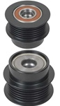 206-24006  NEW OEM BOSCH for CHEVROLET 6 GROOVE DECOUPLER PULLEY