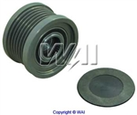 24-81107 6-Groove Clutch Pulley for Hitachi IR/IF Alternators