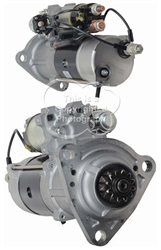 3667911C91 Delco Starter for 2007-UP International Truck and Navistar Maxx Force Applications ( Lester 19559)