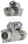 3804480C92 OEM Leece Neville 5KW/6.7HP Starter for International Heavy Duty Truck Applications - Replaces M105603 (Lester 6877)