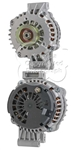 400-12179 AD-244 200 Amp High Output Alternator for Chevrolet, GMC, Isuzu, Oldsmobile, Saab with 4.2L