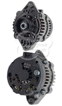 400-12300 11 SI Delco Alternator for Indmar Marine Applications