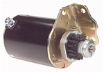 New New Briggs Starter for Single Cyl Engines 8-16