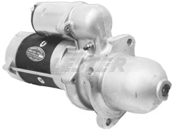50-8404 Industrial Starter - Used on: Bobcat, Clark, Deutz, Ford New Holland, Massey Ferguson, Perkins LESTER 6576