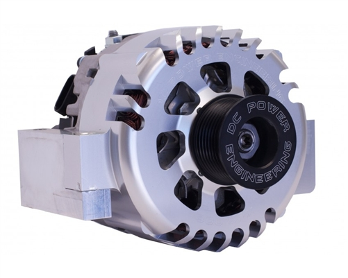 7768 6k 300 Amp Spx High Output Alternator For Ford E