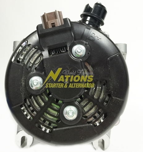 7776-270XP High Output Alternator for Ford Mustang, Thunderbird,  Expedition, F-150, F-250, Crown Victoria, and Lincoln Town car