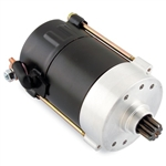 Black All Balls 1.4KW Harley Davidson Starter Replacement Hitachi Style Motor (Prestolite) - 80-1007