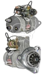 New 8200091 39MT 6.4KW Heavy Duty Starter for Freightliner, Sterling, Volvo, and Wester Star Heavy Duty Applications