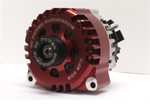 DC Power 300 Amp SPX High Amp Alternator for Escalade ...