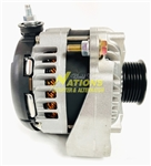 DC Power 8237-270 Amp XP High Amp Alternator for Hummer, Escalade, S-10, Blazer, Silverado, Avalanche, Suburban, Tahoe, Astro Van, Express Van, SSR, Sonoma, Sierra, Yukon, Savana