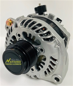 8302-300XM 300 Amp High Output Alternator for Buick, Cadillac, Chevrolet, GMC, Hummer and Saab
