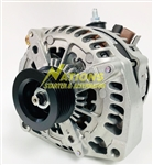 300XP High Amp Alternator for Isuzu NQR & NPR Trucks with Gas Engines