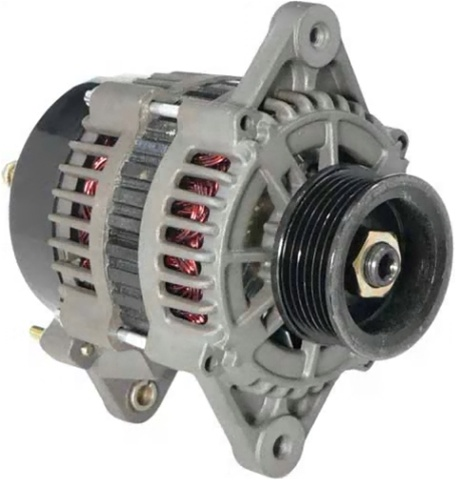 amp high output marine alternator