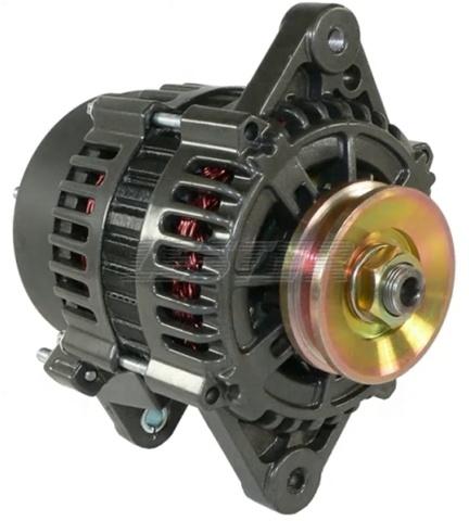 8465n 105 Amp High Output 2 Ear Mount Marine Alternator