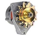 IA0096 NEW ISKRA 12 VOLT ALTERNATOR FOR Various Farm & Industrial Applications
