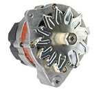 IA0226 NEW ISKRA 12 VOLT ALTERNATOR FOR Deutz-Fahr, Fendt, JW, KHD, Kramer, Linde & Steyr Agricultural Applications