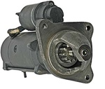 IS1158 NEW ISKRA HIGH TORQUE GEAR REDUCTION STARTER FOR FORD, NEW HOLLAND TRACTORS