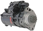 IS1209 NEW 24 VOLT ISKRA STARTER FOR Deutz Agricultural Applications