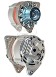 MG117 Letrika/Mahle 12 Volt 120 Amp Alternator for Case and Massey Ferguson Applications  (IA1296)