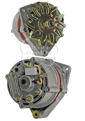 MG209 MAHLE Letrika 55 Amp Alternator For Deutz AG KHD Tractor
