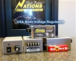USA Adjustable Voltage Regulator for High Amp Alternators
