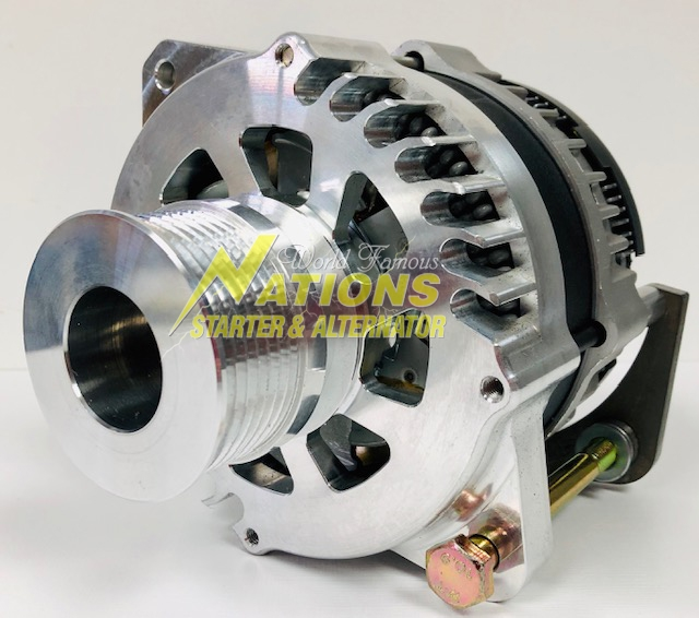 270xp high amp alternator for 2010 2015 isuzu nqr trucks. Black Bedroom Furniture Sets. Home Design Ideas