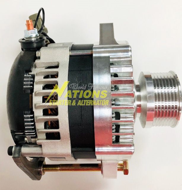 270XP High Amp Alternator for 2010-2015 Isuzu NQR Trucks