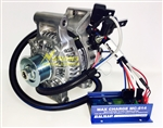NSA-PAD-270XP High Output Alternator System with MC-614 Balmar Regulator and Temp Sensor