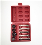 Alternator Decoupler and Clutch Pulley Removal & Installation Tool Kit