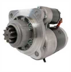 SMA0011 New Heavy Duty Starter for Fiat-Allis and Volvo OSGR, 12 Volt, CW, 9-Tooth Applications