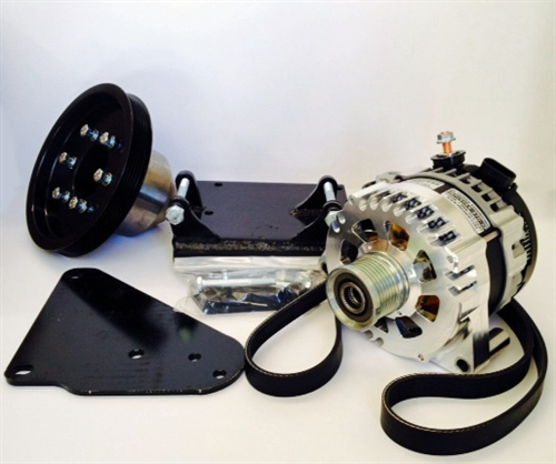 mercedes sprinter dual alternator kit with 280xp amp alternator (2014 up with 2 1l) Wiring Diagram for Dimmer Switch